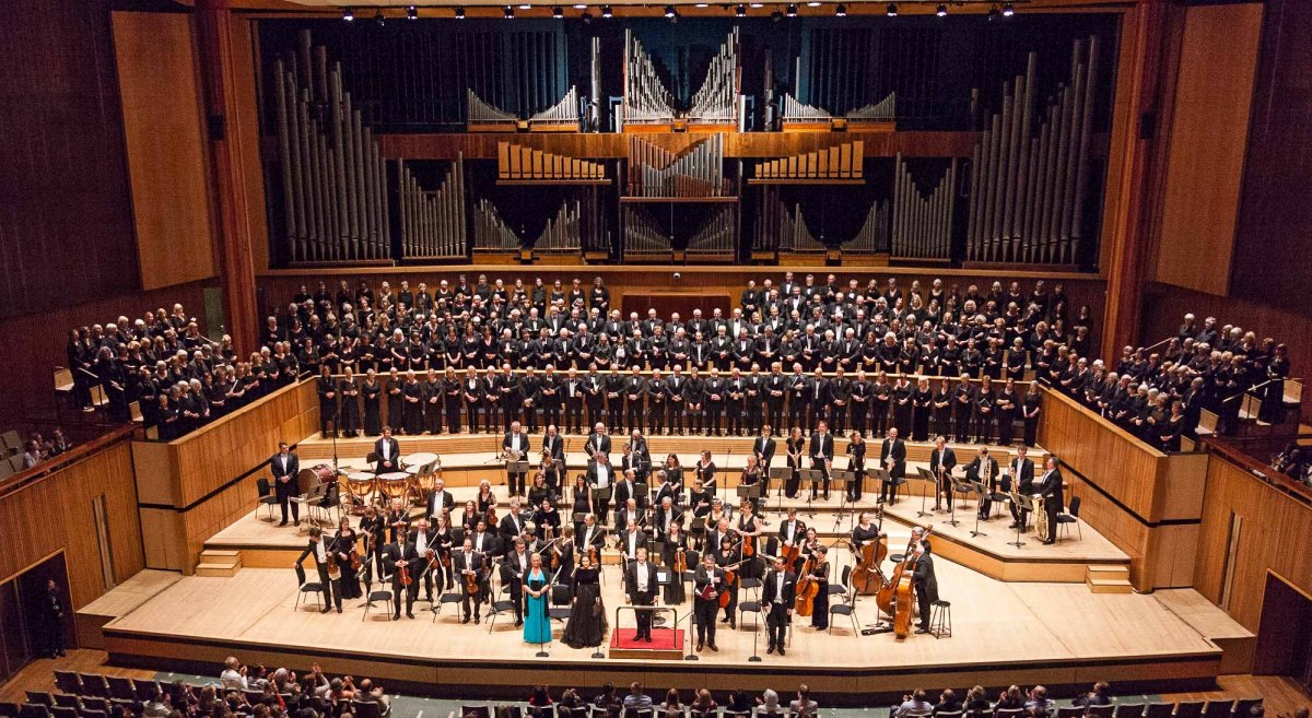Verdi's Requiem, RFH May 2016